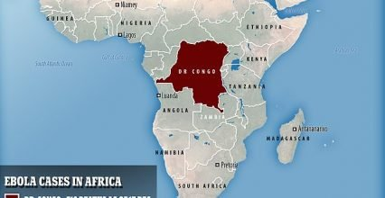 Up to 319 people dead as Congo Ebola outbreak set to worsen