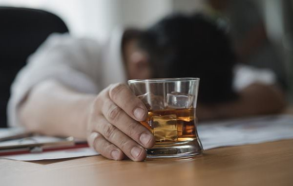 Binge drinkers are putting a major strain on the NHS, doctors says