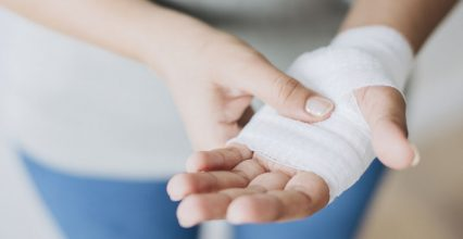 Novel E-Bandage helps wounds to heal faster