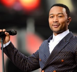 John Legend Gets Real About Diaper Duty