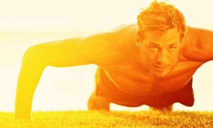 New study: the number of pushups gives you information about our heart health