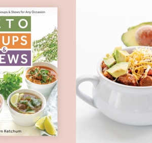The Steak And Bacon Chili From This Cookbook Is About To Become Your Fave Keto Meal