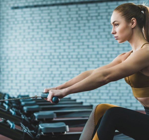 Let's Clear This Up: You Can Def Work Your Abs Using The Machines At The Gym
