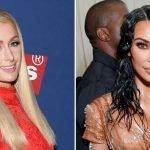 Does Paris Hilton Know Kim Kardashian's Fourth Baby's Name?