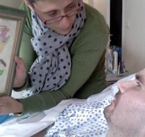 Surprising twist: coma-Patient, Lambert must continue to be fed