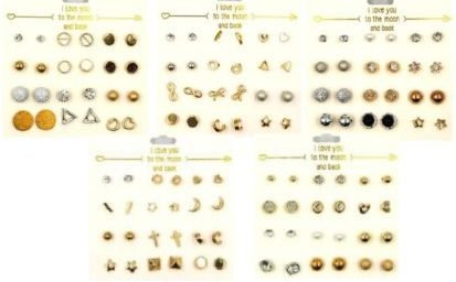 Earring-recall: These earrings are Nickel a health risk