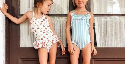 Mila and Emma Stauffer Debut Adorable New Summer Collection (Including Swimsuits!) at Target