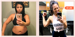 'How I Lost 61 Pounds Without Giving Up The Rice And Pasta Dishes I Love'