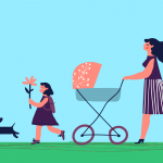 I'm a Single Mom of 3 — & I'm Staying Single for My Kids