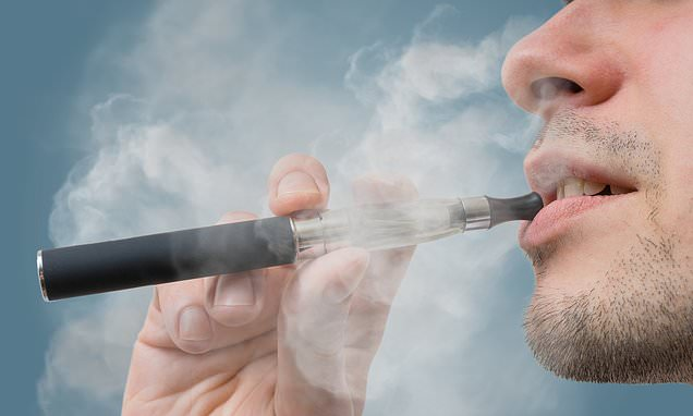 Toxic reality of trendy 'harmless' e-cigarettes