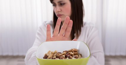 Fear of unknown foods can make you sick