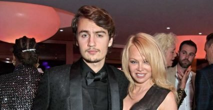 Pamela Anderson Reacts to Her Son Brandon Joining 'The Hills' Cast