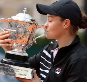 Ash Barty Is The First Australian Woman In 46 Years To Win The French Open