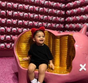 See All the Too-Cute Pics of Kylie Jenner's 'Angel Baby' Stormi