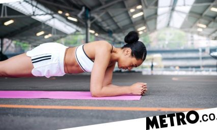 Daily Fitness Challenge: How long can you hold a low plank?