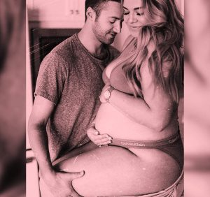 Curvy Influencer Who Tries Not to Weigh Herself Gets Real About Hitting 200 Lbs. During Pregnancy