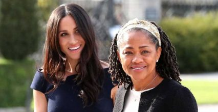 Duchess Meghan's Mom Doria Ragland Has Been a 'Big Help' With Baby Archie