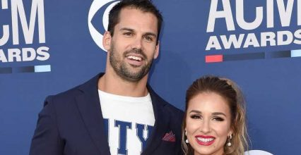 Jessie James Decker and Eric's Couples' Beach Pic Is So Relatable