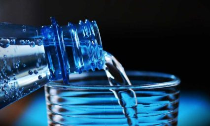 Dental decay and flavoured water