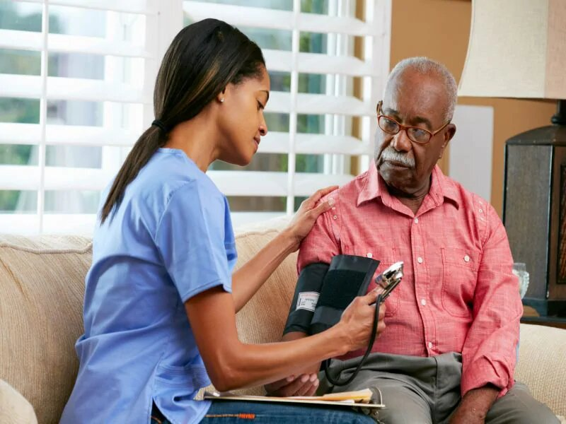 Intensive blood pressure therapy not beneficial in nursing home residents