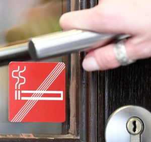 Germany lags behind the Smoking ban