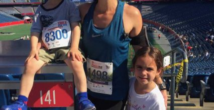 I'm a Single Mom Training for the New York City Marathon — and It's Starting to Freak Me Out