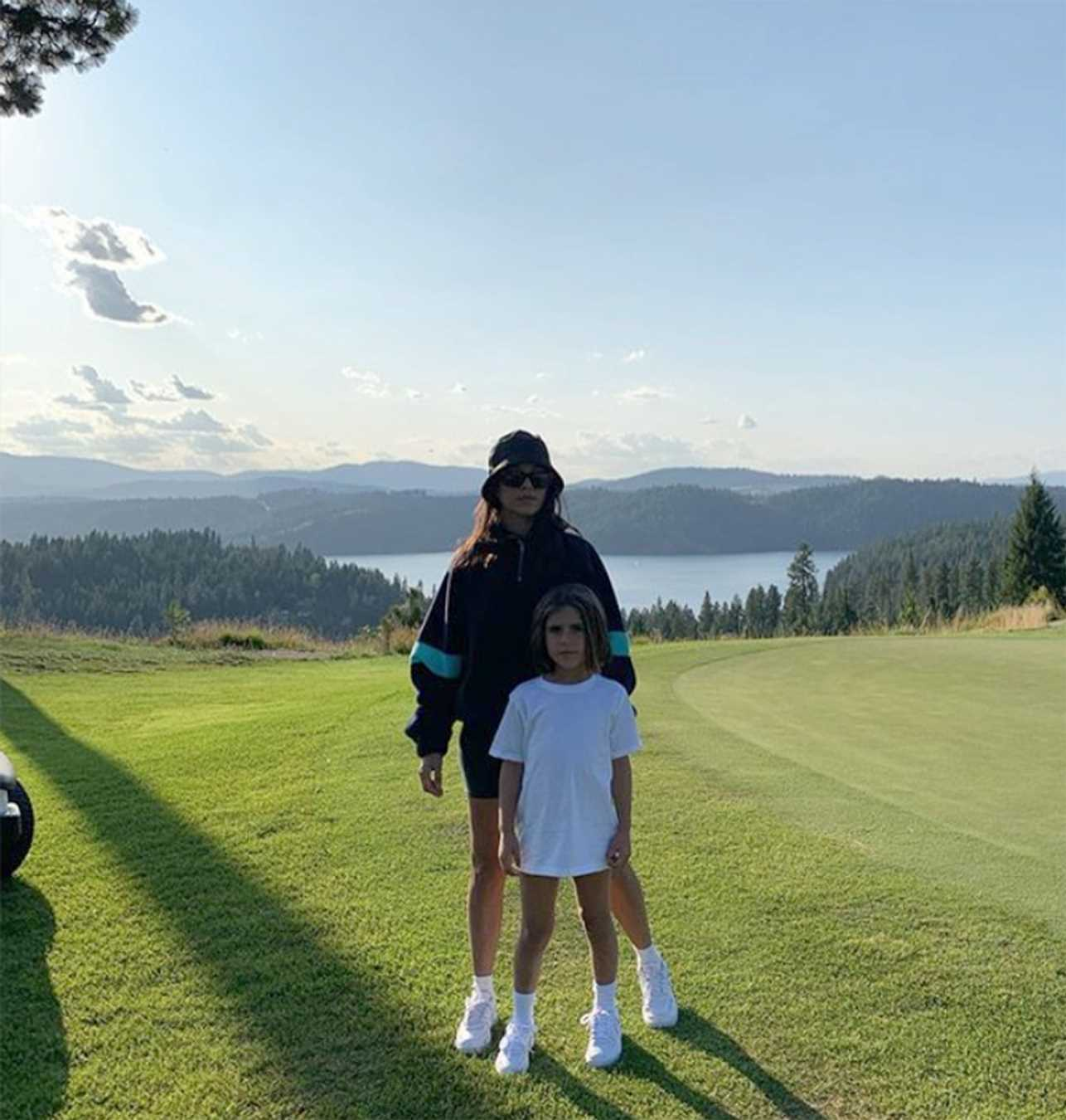 Kourtney Kardashian Claps Back at Troll Who Claims She's Not a Working Mom: 'I Most Definitely Am'