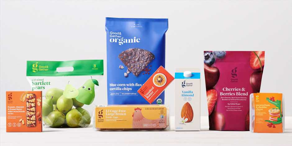 Target Is Launching a New Good-For-You Food Brand