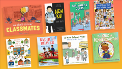 The Back-to-School Books To Get Kids of All Ages Excited