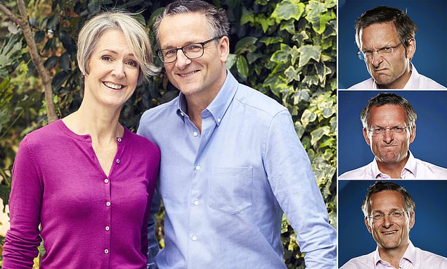 DR MICHAEL MOSLEY: How to think yourself into living longer