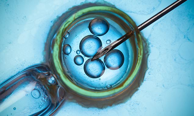 Mothers who have IVF are more likely to suffer gestational diabetes