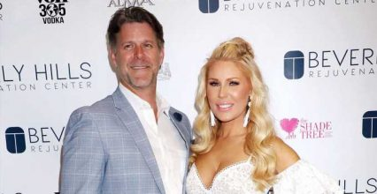 Gretchen Rossi 'Couldn't Have Survived' Postpartum Depression Without Fiance