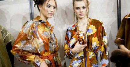 London and Milan Fashion Week Spring 2020 Beauty Trends: Personal Euphoria