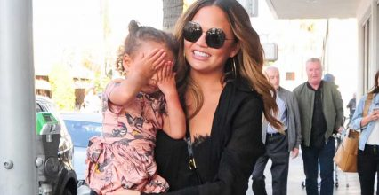Chrissy Teigen Is Not Here For Your Fancy School Lunches