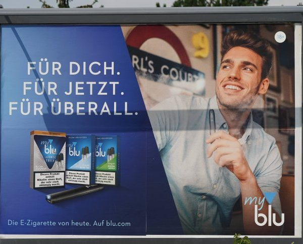 Even smokers are in favour of the ban on advertising