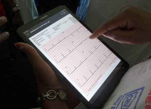 In Ivory Coast, telemedicine revolution proves blessing for heart patients