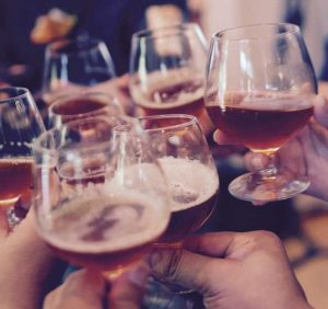 Alcohol preloading leads to increased intoxication