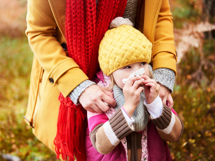 Cold: when must my child to the doctor?