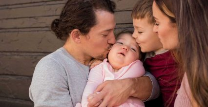 Hamilton Star Miguel Cervantes and Wife Kelly Say Their Final Goodbye to Late Daughter Adelaide