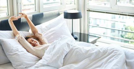 Here's how often you should wash your comforter