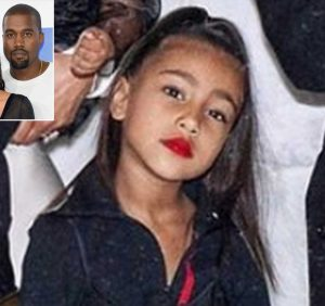 Kim Kardashian Says Daughter North Wearing Makeup Is 'Being Blocked Heavily' by Dad Kanye West