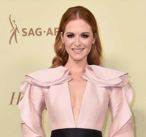 Sarah Drew Went Into Premature Labor 10 Hours After Her Grey's Anatomy Character Gave Birth to Stillborn While Filming