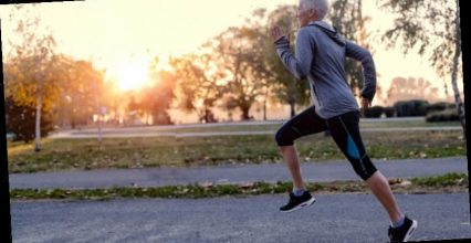 Study says over-60s should exercise more