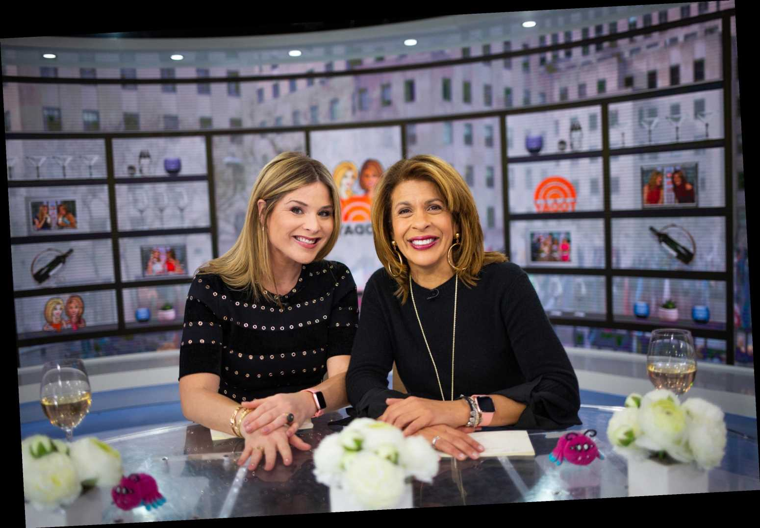 Hoda Kotb and Jenna Bush Hager Start Intermittent Fasting: 'I Was Mad After Our Weigh-In'