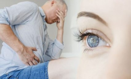 Pancreatic cancer symptoms: The alarming sign in a person's eyes of the deadly condition