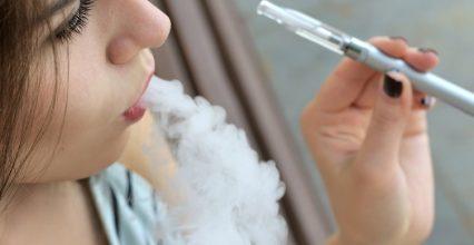 E-cigarettes with Aroma are seductive