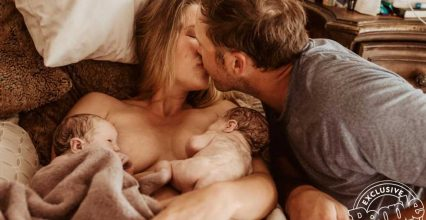 Bode Miller's Wife Morgan Says Dramatic Home Birth of Twins 'Was Honestly a Dream for Me'