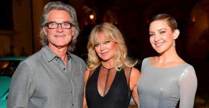 Celebrity Stepparents: Jada Pinkett Smith, Kurt Russell and More