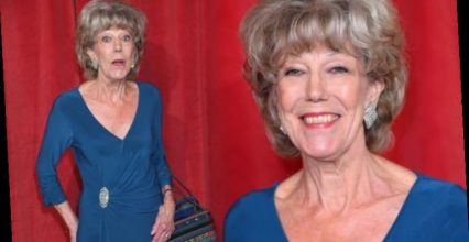 Sue Nicholls health: Coronation Street star's deadly condition was spotted by a viewer