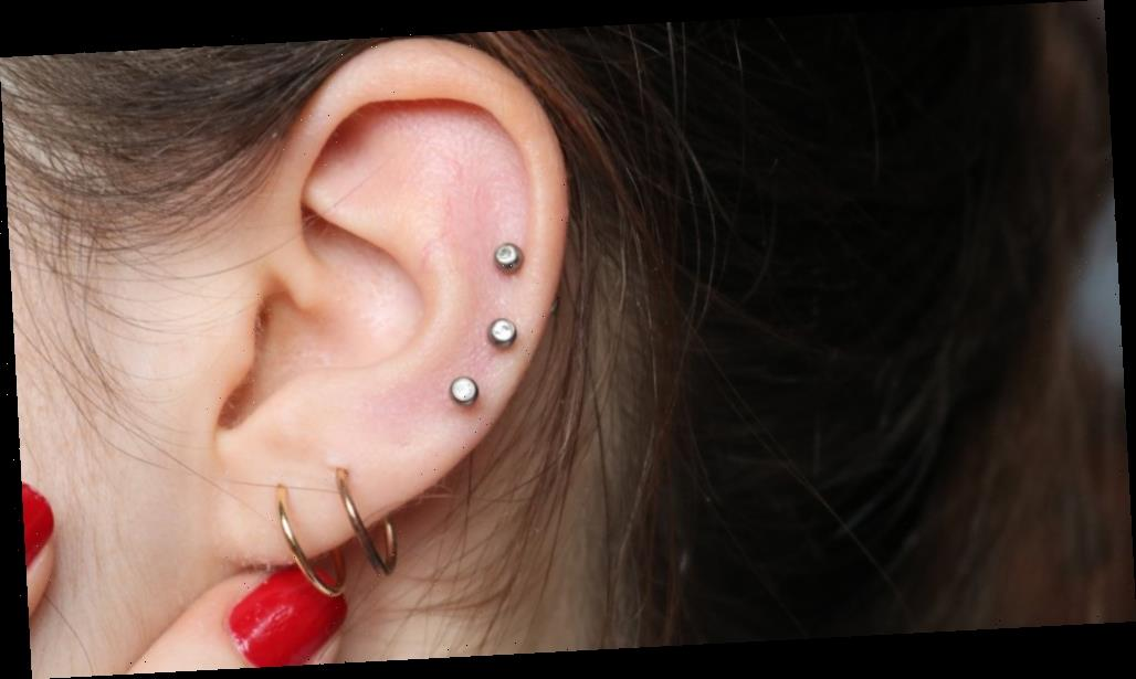 Things you should and shouldn't do when cleaning ear piercings